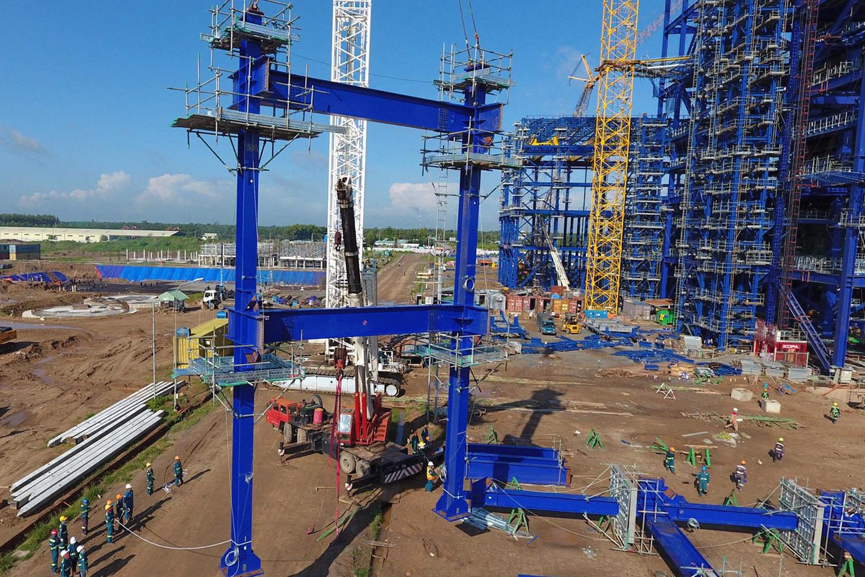 Công ty Sao Phương Bắc tuyển dụng nhân sự làm việc tại Dự án nhà máy Nhiệt điện Long Phú